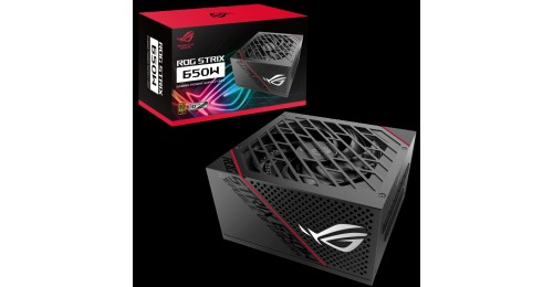 ASUS ROG-STRIX 650G GOLD POWER SUPPLY