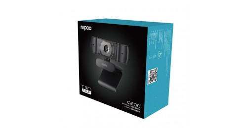 RAPOO C200 720P HD WEDCAM (免驅動)