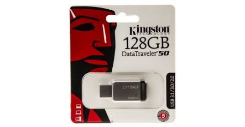 KINGSTON DT50 128G USB FLASH DRIVE