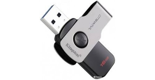 KINGSTON SWIVL 16G USB FLASH DRIVE