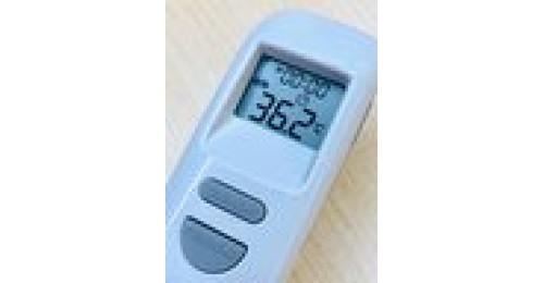 1-Health2 2合1 紅外線溫度計
